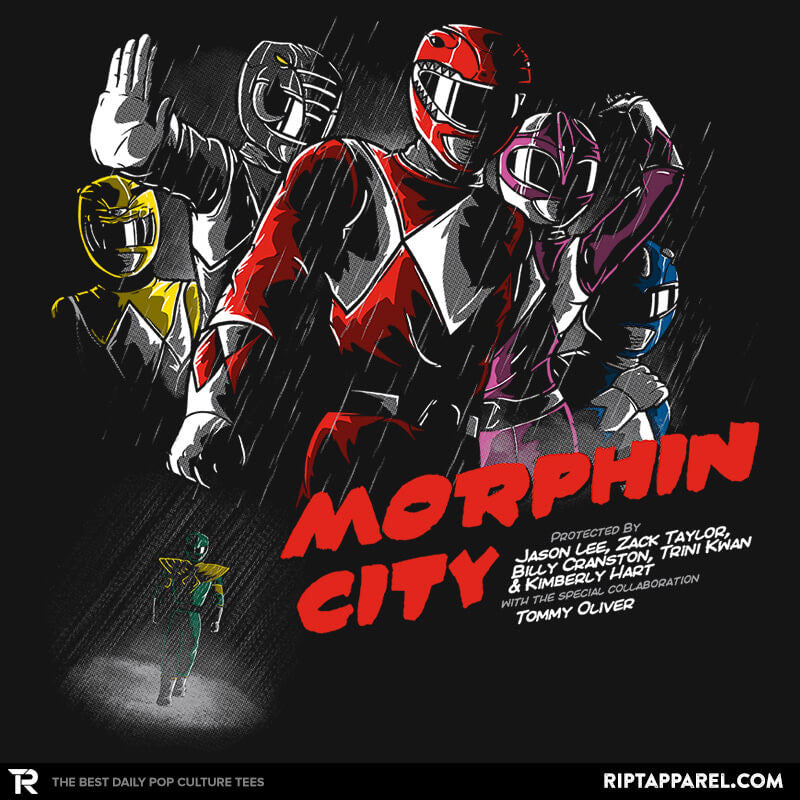 Morphin City - RIPT Apparel