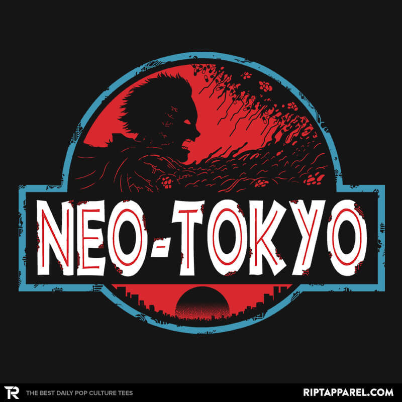 Neo-Tokyo Park - Collection Image - RIPT Apparel