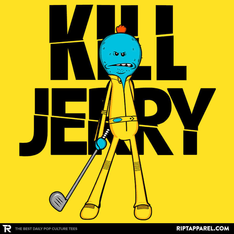 Kill Jerry - Collection Image - RIPT Apparel