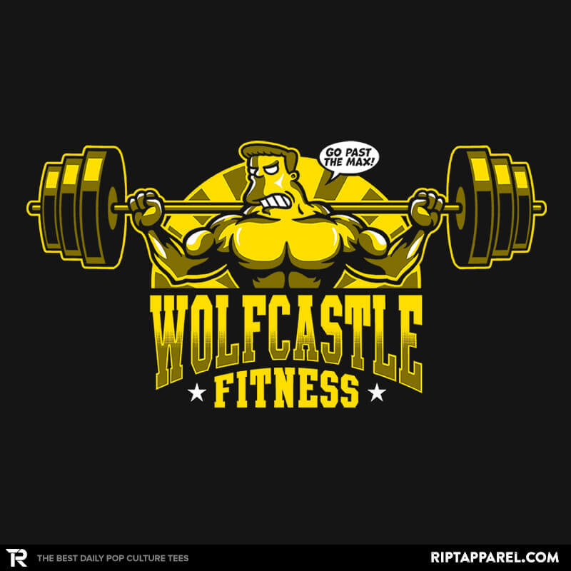 Wolfcastle Fitness - RIPT Apparel
