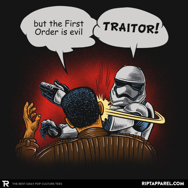 Traitor - RIPT Apparel