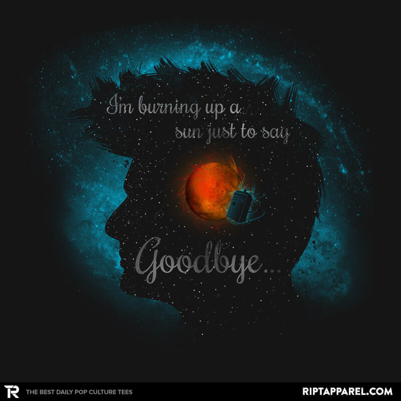 Goodbye - Uprising - RIPT Apparel