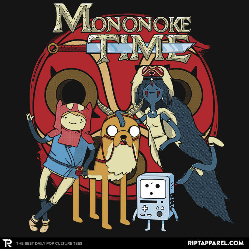Mononoke Time - Uprising - RIPT Apparel