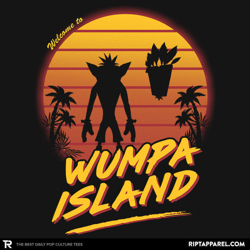 Welcome to Wumpa Island - Collection Image - RIPT Apparel