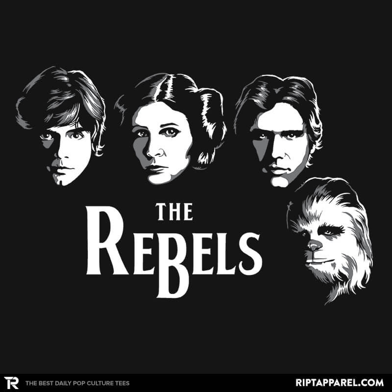 The Rebels - Uprising - RIPT Apparel