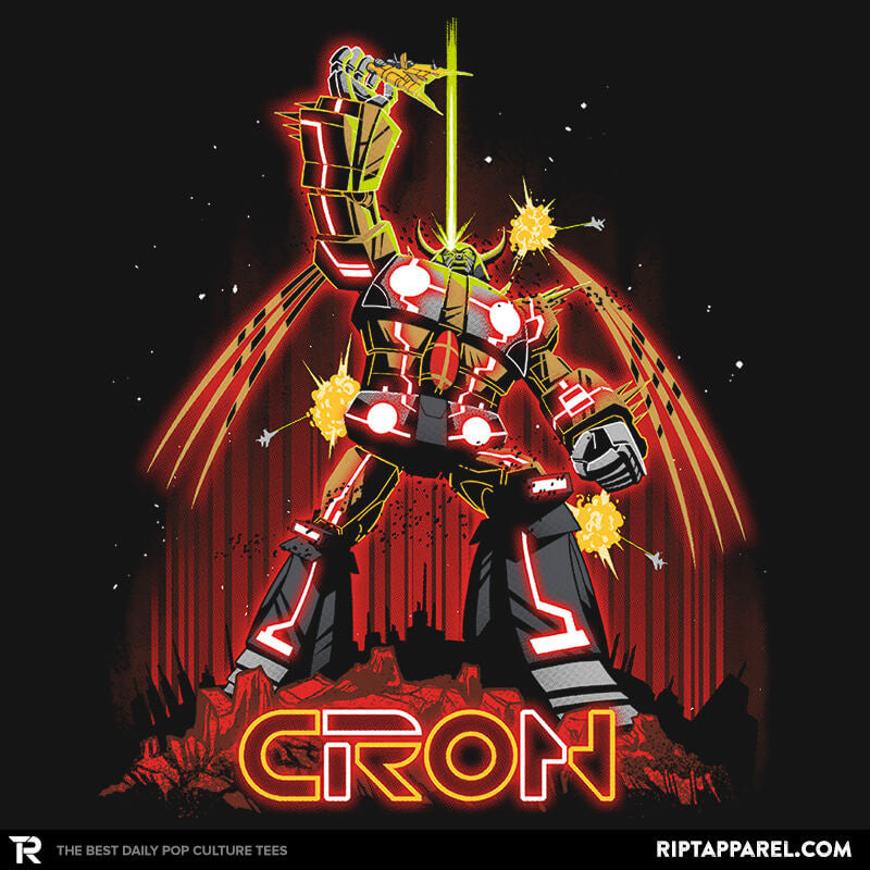 CRON Exclusive - RIPT Apparel