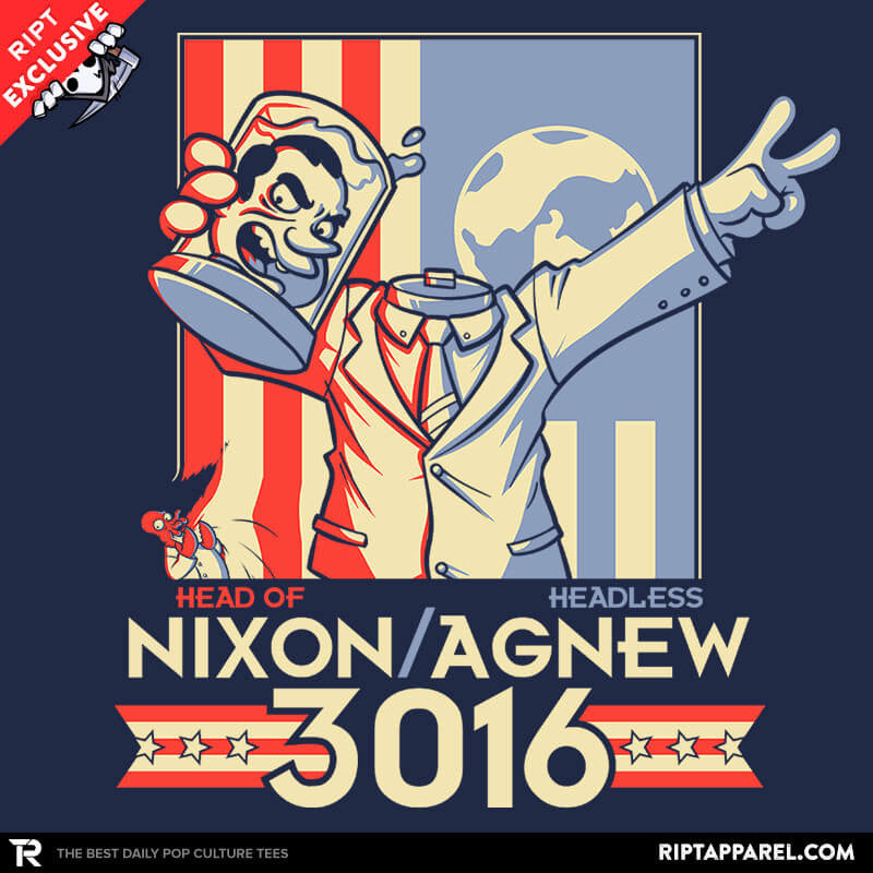 Nixon : Agnew 3016 Exclusive - RIPT Apparel