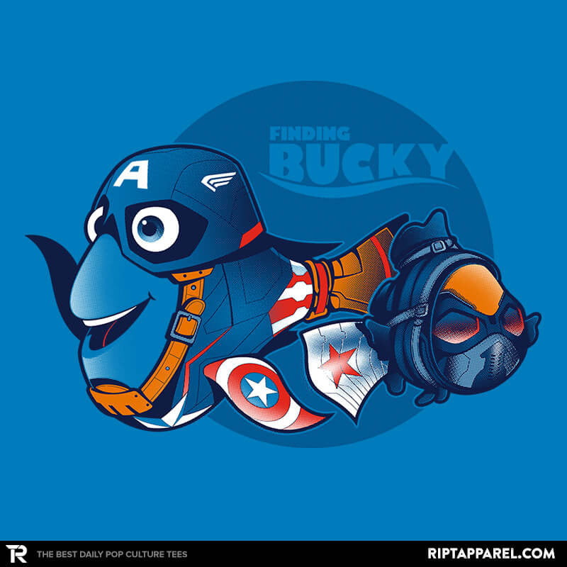 Finding Bucky - Collection Image - RIPT Apparel