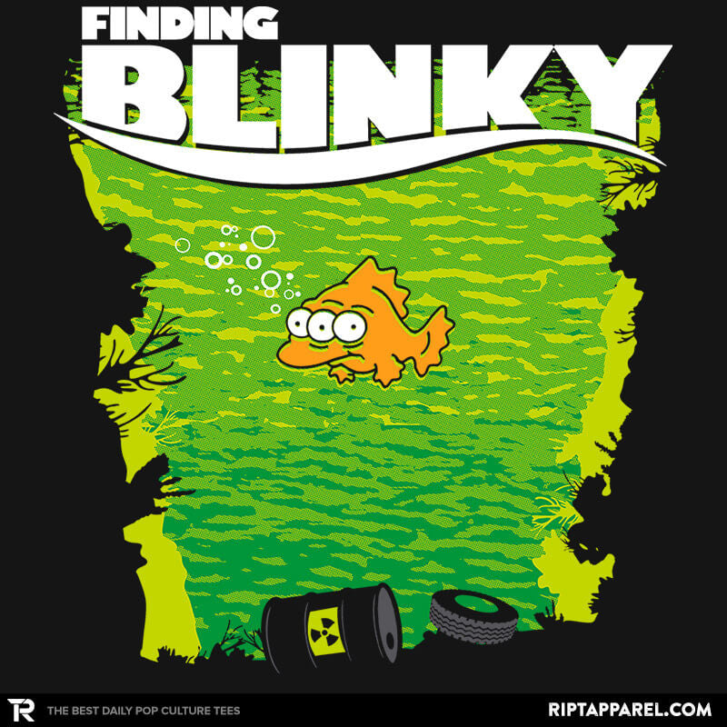 Finding Blinky - RIPT Apparel