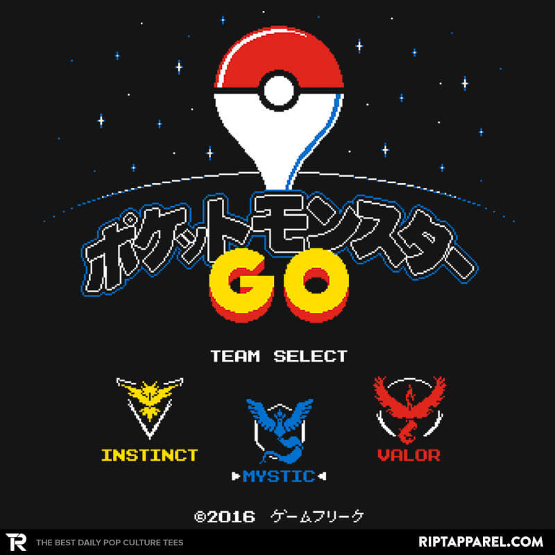 Retro GO - Collection Image - RIPT Apparel