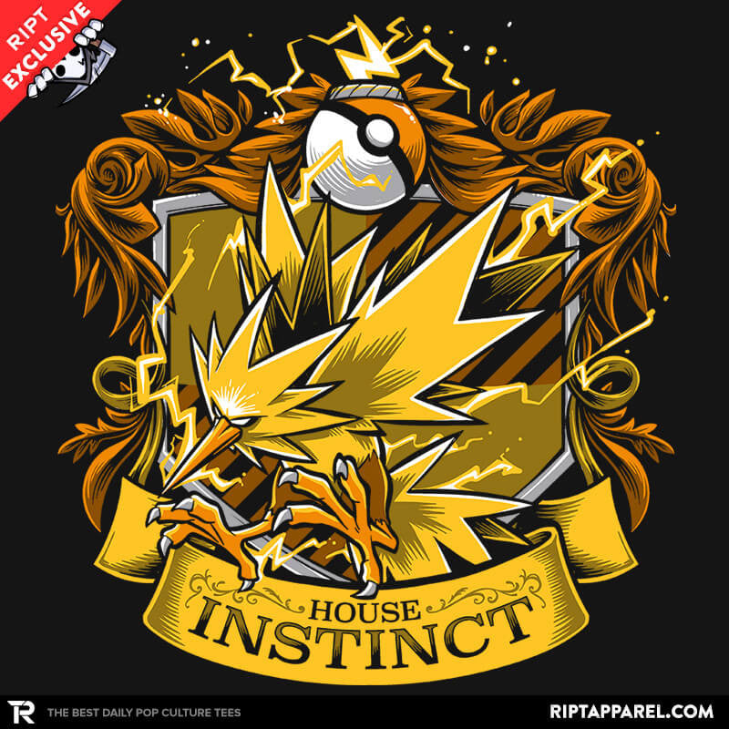 House Instinct - Zapplepuff Exclusive - RIPT Apparel