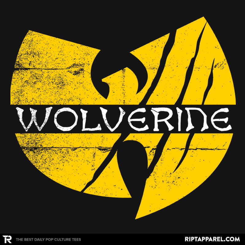 Wu-verine - RIPT Apparel