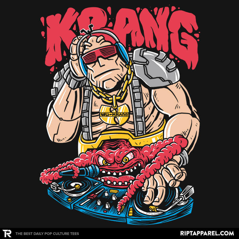 Wu-Krang Clan - RIPT Apparel