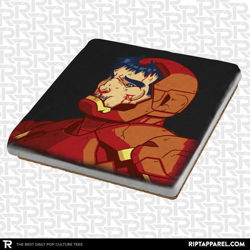 Ironfighter Loss Coaster - RIPT Apparel
