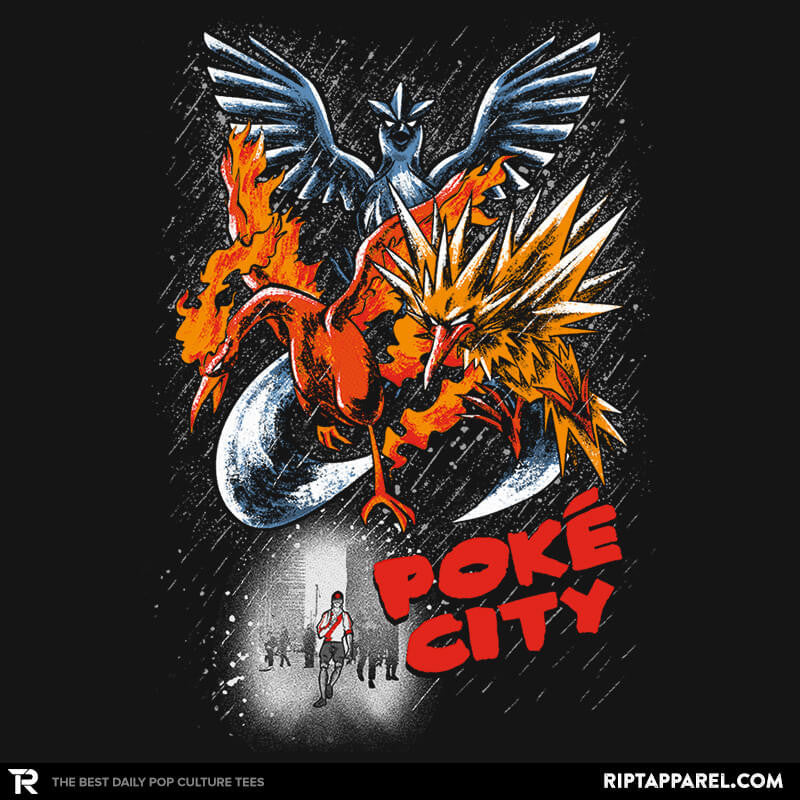 Poke City - Collection Image - RIPT Apparel