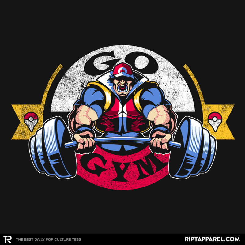 Go Gym - RIPT Apparel