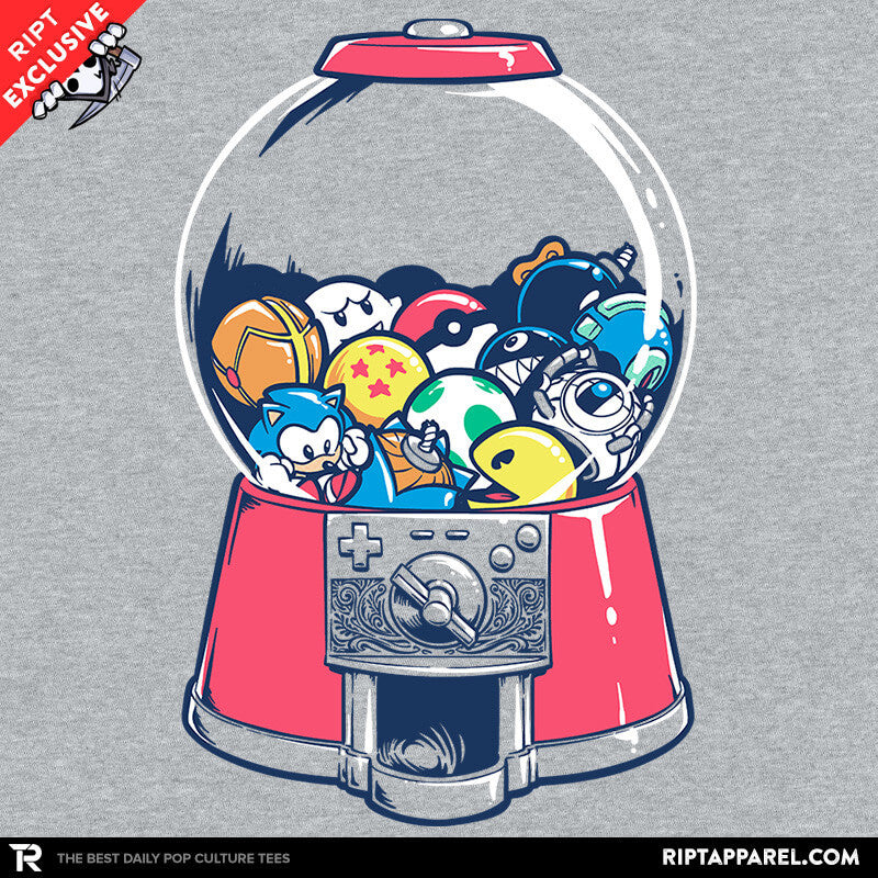 Gameball Machine - Collection Image - RIPT Apparel