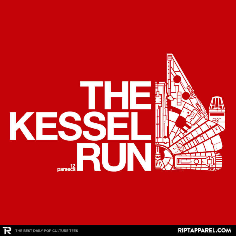 The Kessel Run - Collection Image - RIPT Apparel