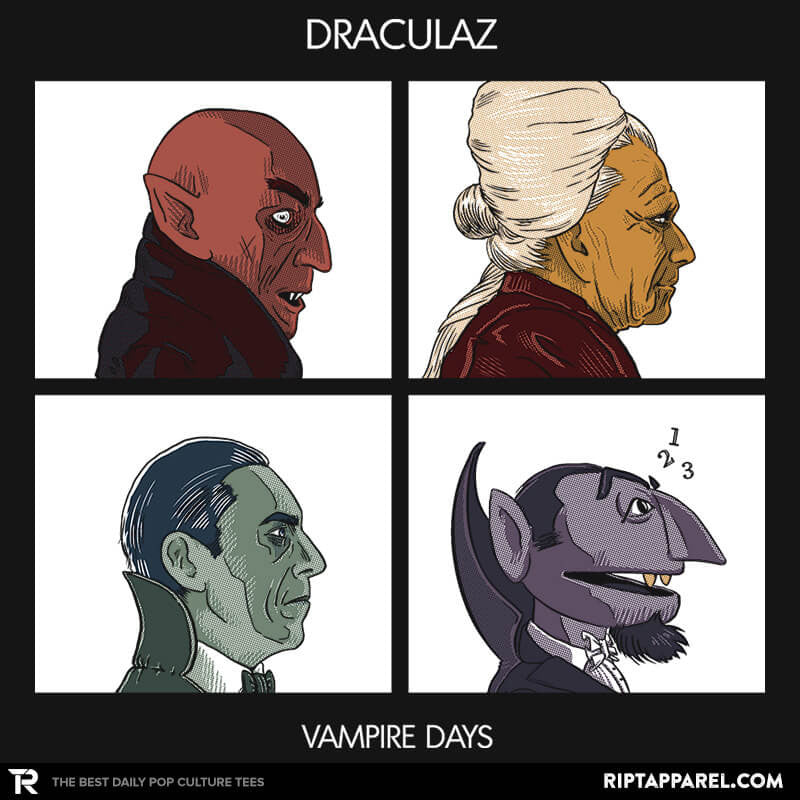 Draculaz - Vampire Days - Collection Image - RIPT Apparel
