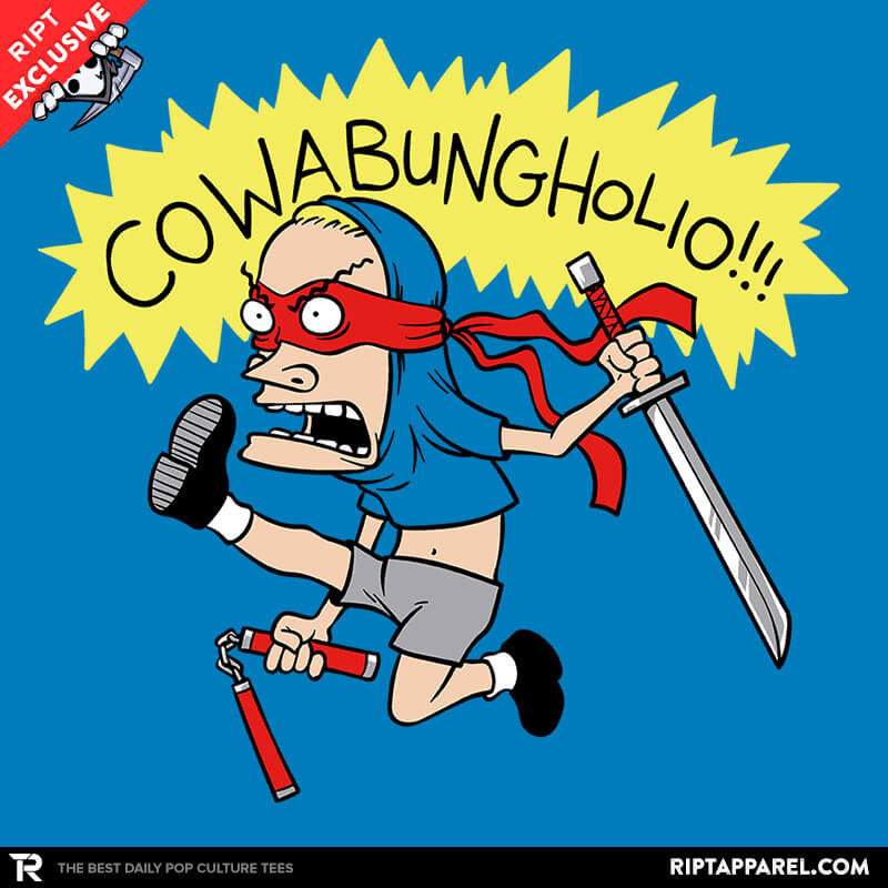 COWABUNGHOLIO! - Collection Image - RIPT Apparel