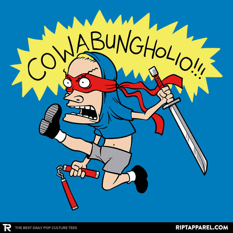 Cowabungholio Exclusive - Collection Image - RIPT Apparel