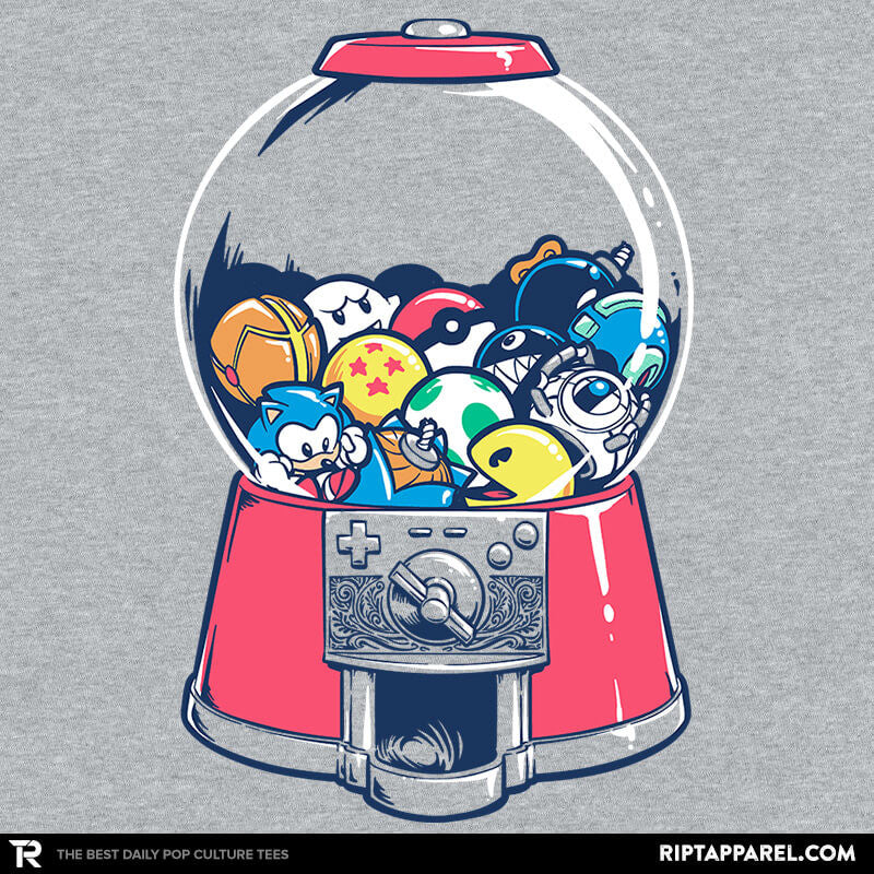 Gameball Machine Exclusive - Collection Image - RIPT Apparel