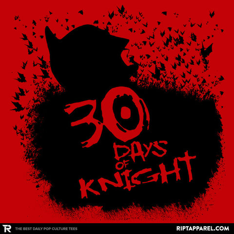 30 Days of Knight Exclusive