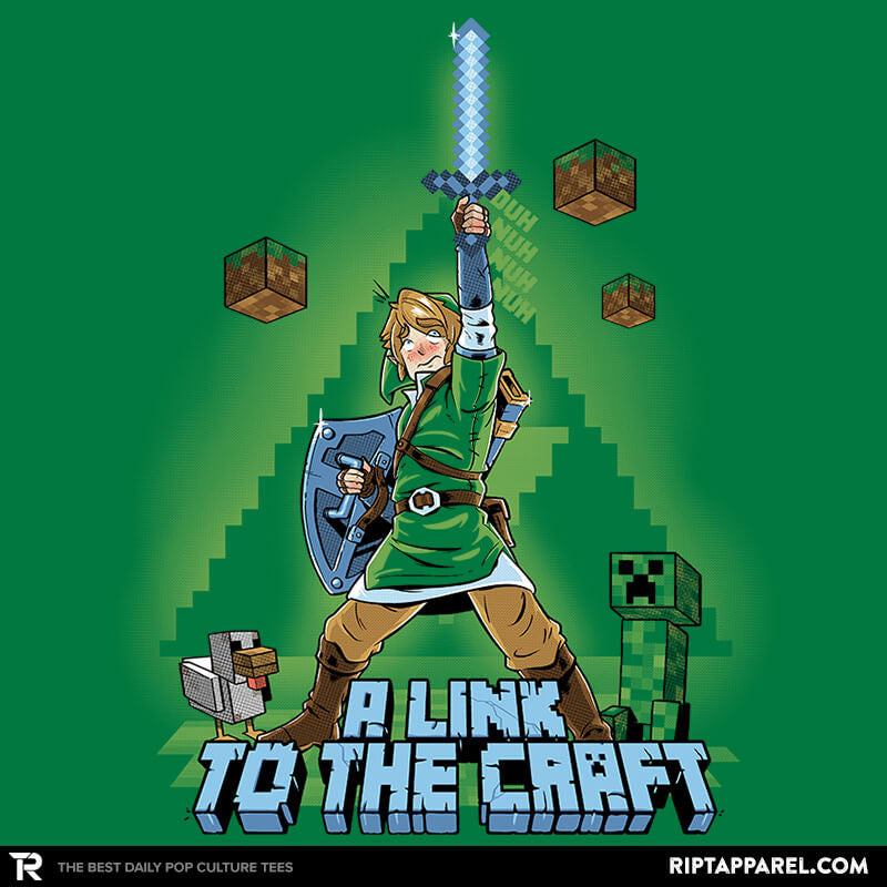 A Link To The Craft Exclusive - Collection Image - RIPT Apparel