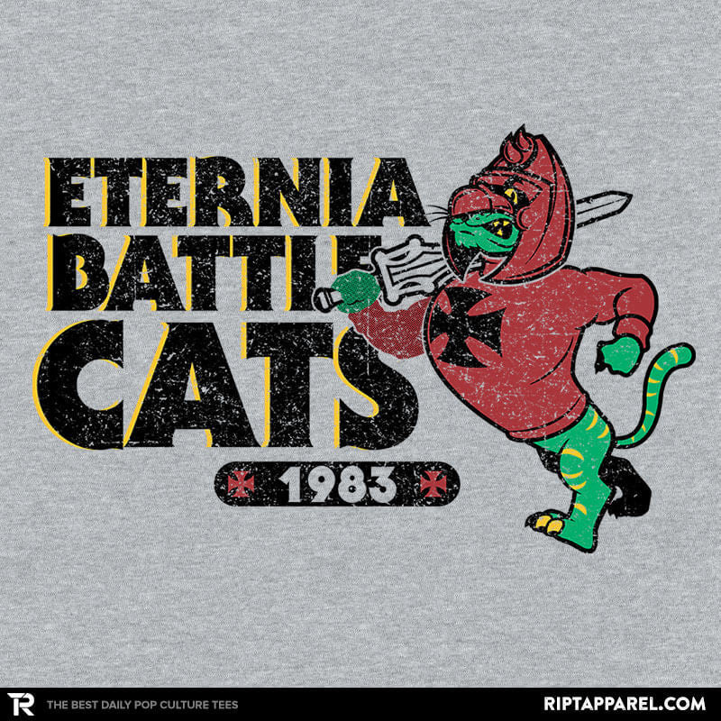 Eternia Battle Cats Exclusive - RIPT Apparel
