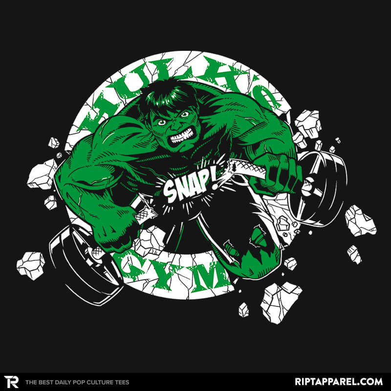 Hulk's Gym Exclusive - Collection Image - RIPT Apparel