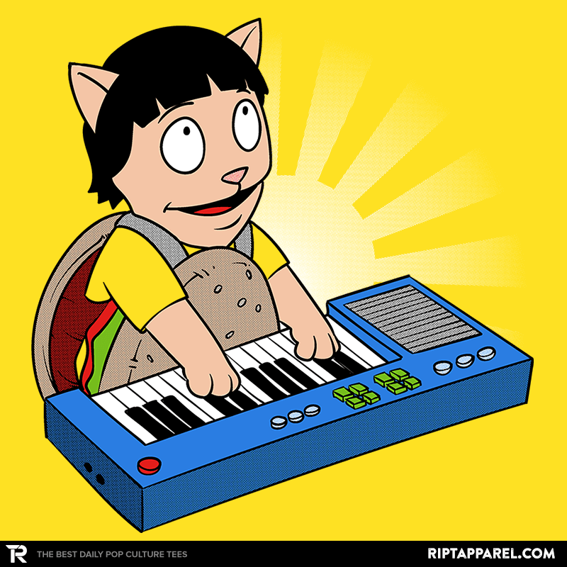 Keyboard Burger Cat Exclusive - RIPT Apparel