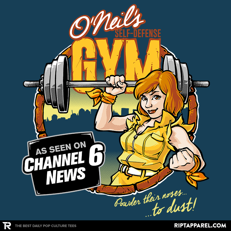 O'Neil's Self Defense Gym Exclusive - Collection Image - RIPT Apparel