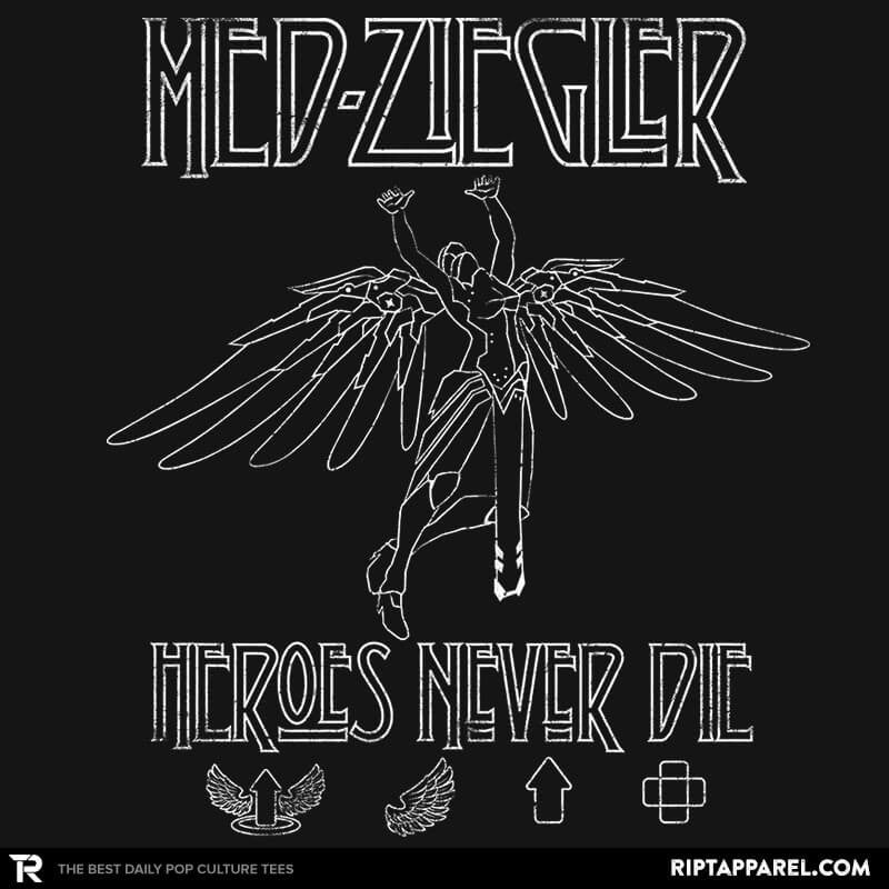 Heroes Never Die - Collection Image - RIPT Apparel