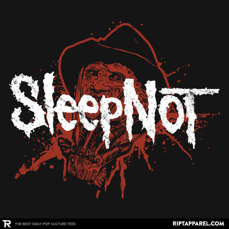 Sleep Not - Collection Image - RIPT Apparel