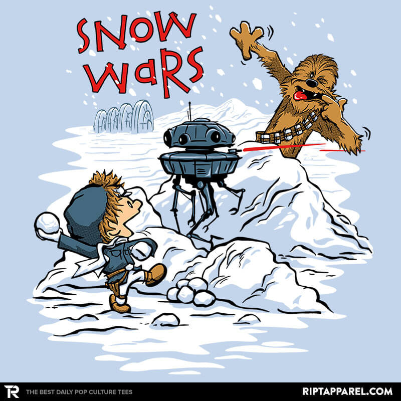 Snow Wars Reprint - RIPT Apparel