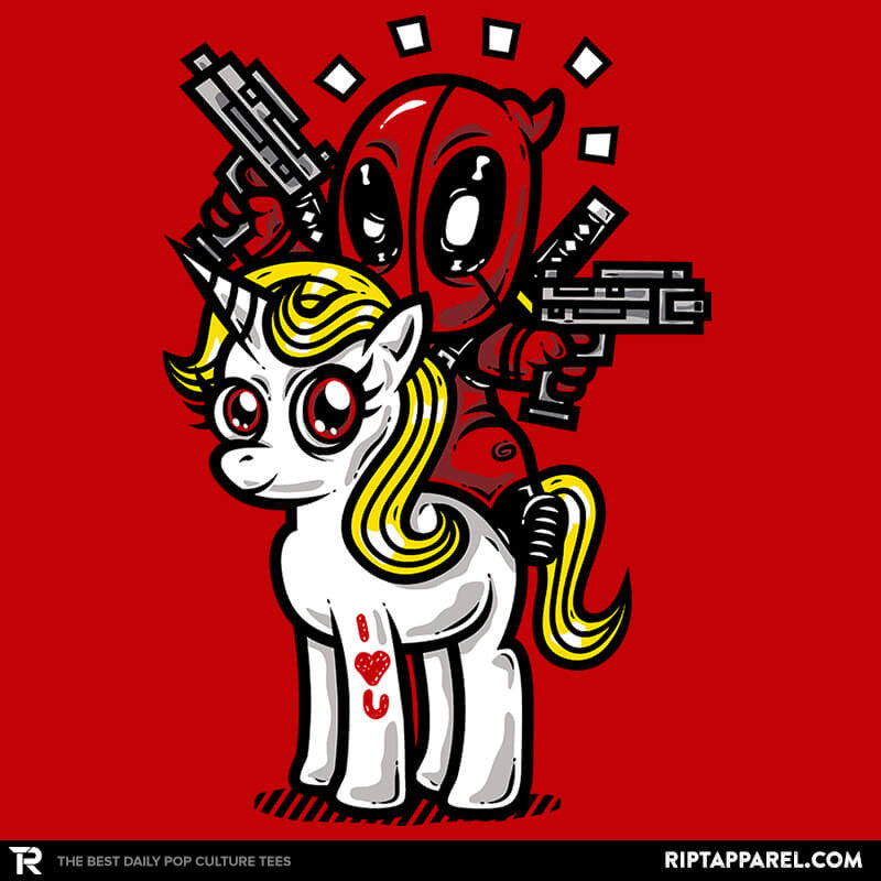 A Merc, 2 Guns, & A Unicorn - RIPT Apparel