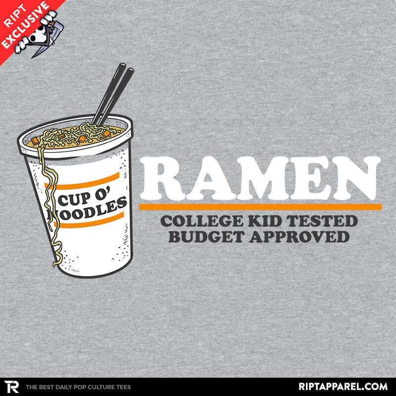 Ramen: Budget Approved - Collection Image - RIPT Apparel
