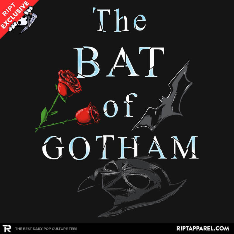 The Bat of Gotham - Collection Image - RIPT Apparel