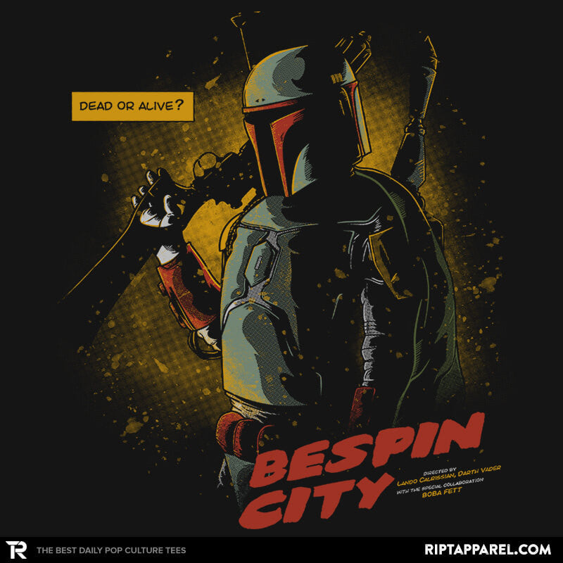 Bespin City - RIPT Apparel