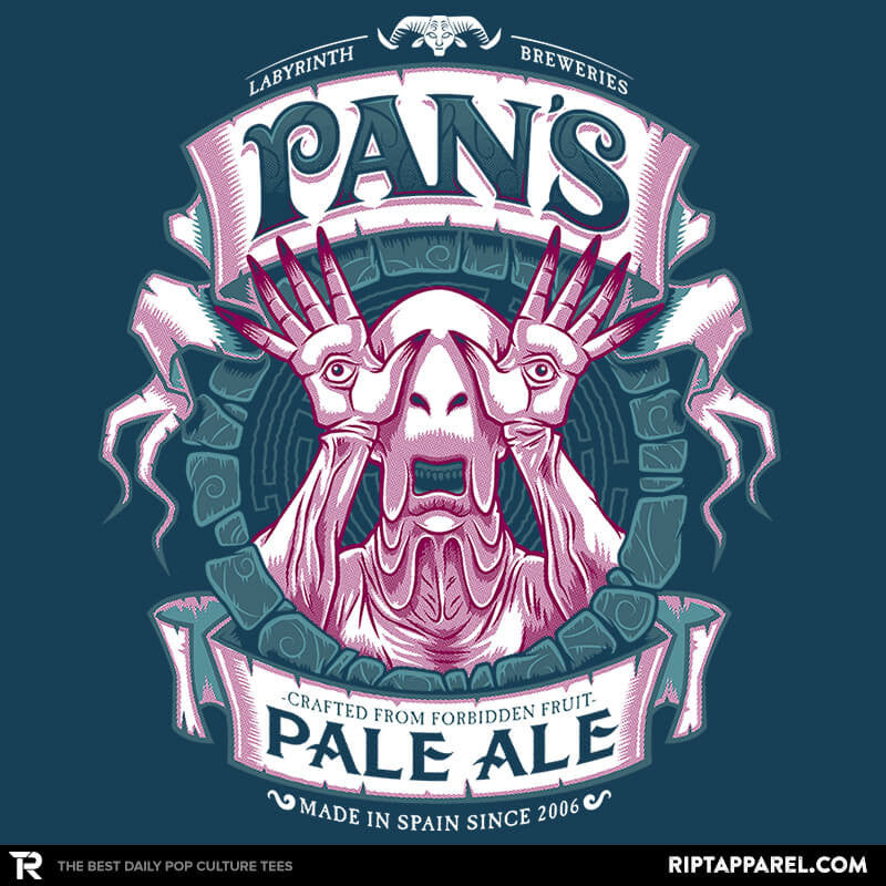 Pan's Pale Ale - RIPT Apparel