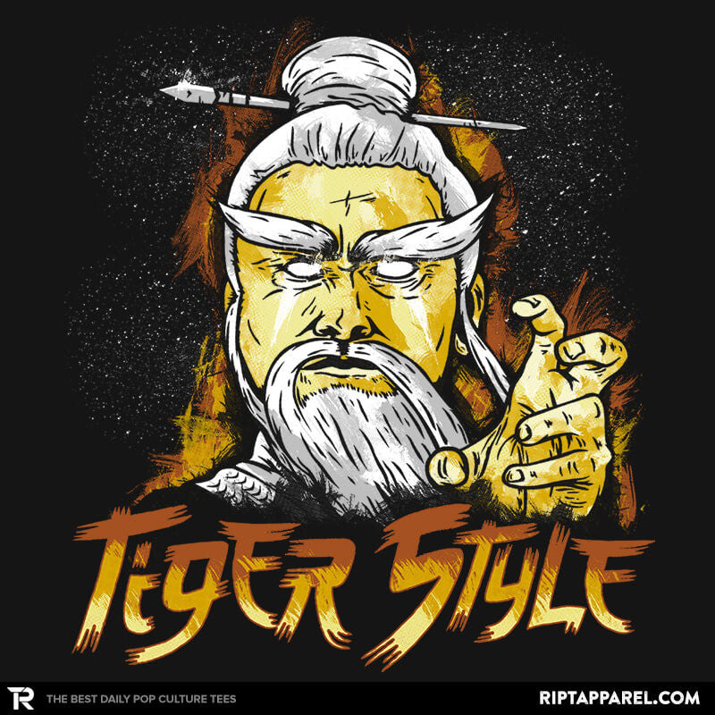 Tiger Style - Collection Image - RIPT Apparel