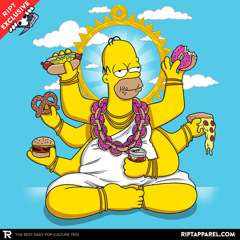 Homervana - Collection Image - RIPT Apparel