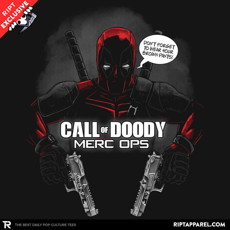 Call of Doody - RIPT Apparel