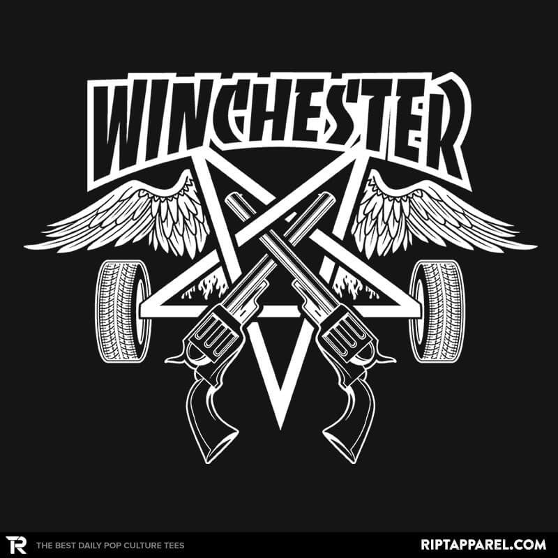 Winchester Magazine - Collection Image - RIPT Apparel