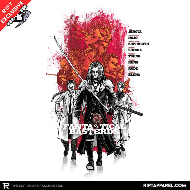 Fantastical Basterds - Collection Image - RIPT Apparel