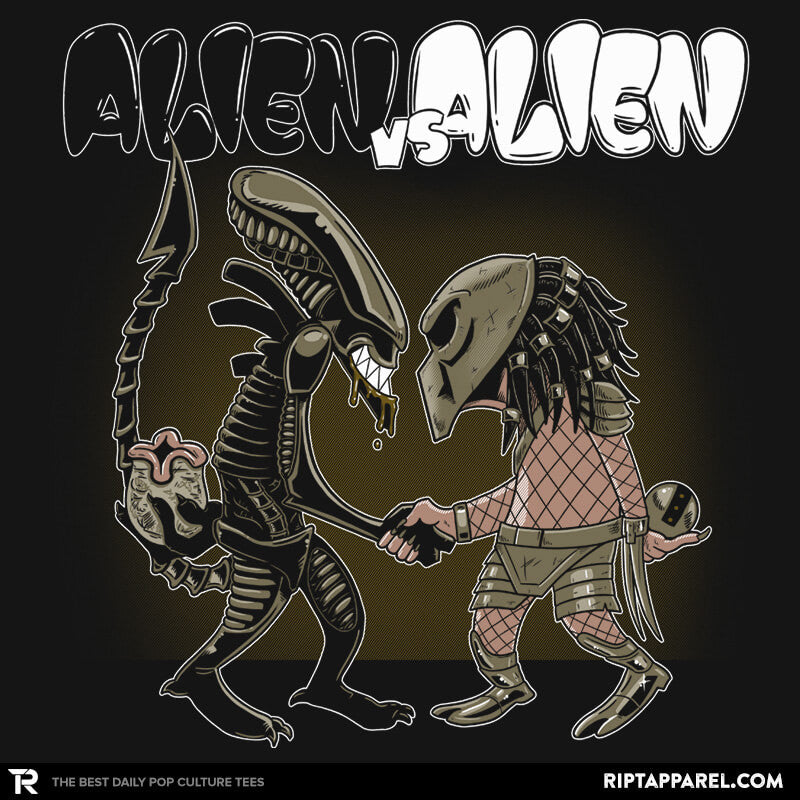 Alien v Alien - Bazaar - Collection Image - RIPT Apparel