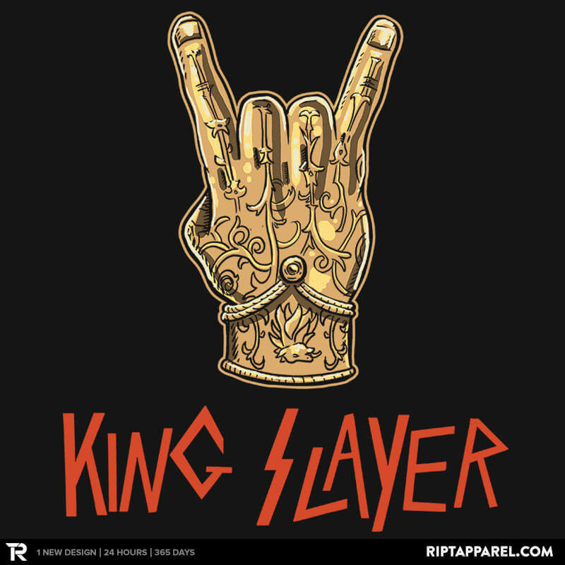 Kingslayer - Bazaar - RIPT Apparel