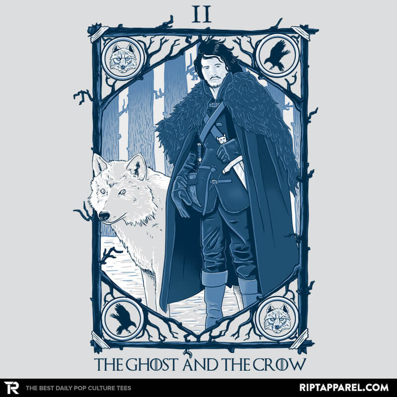 The Ghost and the Crow Tarot - Bazaar - RIPT Apparel