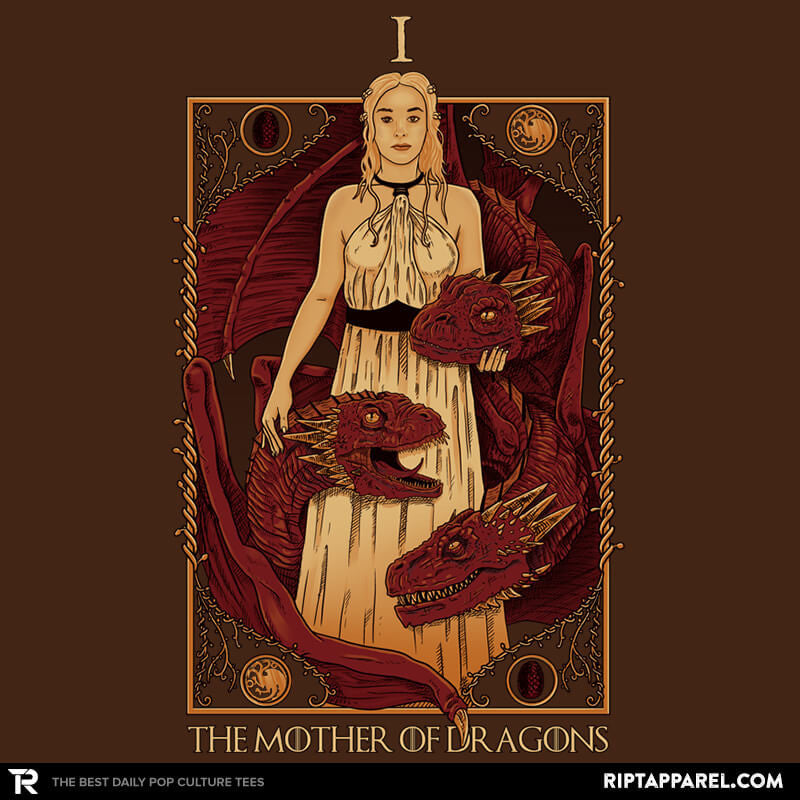 The Mother of Dragons Tarot - Bazaar - Collection Image - RIPT Apparel