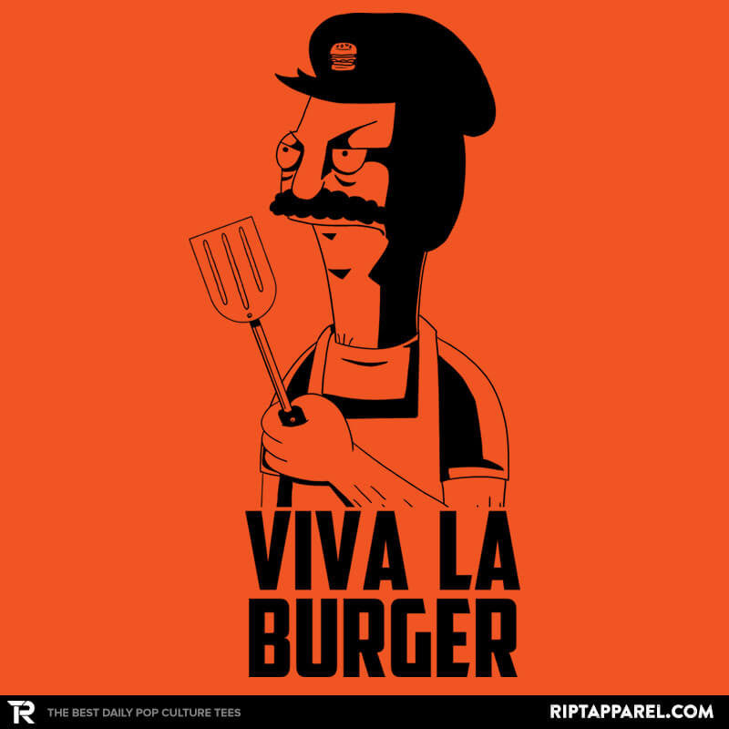 Viva La Burger - Bazaar - Collection Image - RIPT Apparel